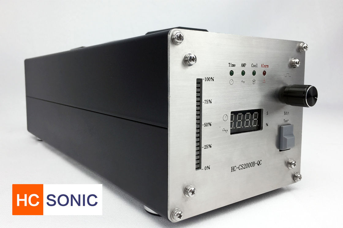 20Khz Wide Ultrasonic Frequency Generator Digital Control For Ultrasonic Machining