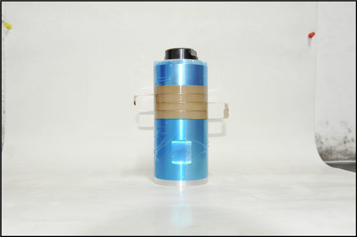 15khz Ultrasonic Piezoelectric Transducer , Ultrasonic High Power Piezo Transducer
